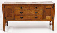 Stickley Brothers Sideboard