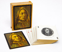 Rookwood Indian Playing Cards