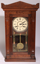 NEW HAVEN INDUS MANTLE CLOCK