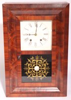 TERRY MINIATURE OGEE CLOCK