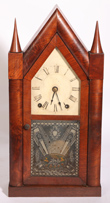 W. ANDREWS & CO. STEEPLE CLOCK