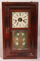 F.C. ANDREWS MINIATURE OGEE CLOCK