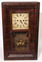 RARE RICHARD WARD OGEE CLOCK