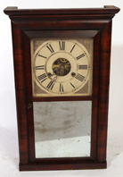 JONES & FRISBIE OGEE CLOCK