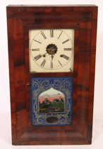 TERHUNE & EDWARDS OGEE CLOCK