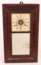 E. TERRY MINIATURE OGEE CLOCK