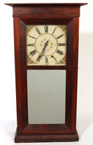 CHARLES STRATTON LARGE OGEE CLOCK