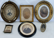 FRAMES FROM ATTIC