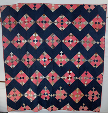 OVER 30 OLD QUILTS