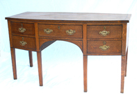 EARLY OAK SIDEBOARD