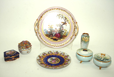PORCELAIN & CHINA