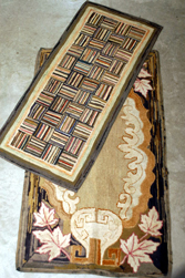 EARLY HOOKED RUGS