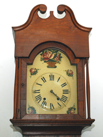 Detail to Grandfather's Clock