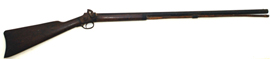 Early Percussion Long Rifle