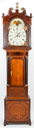 Jos. Gallimore, Manchester Tall Case Clock