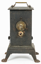 French Clock Jack