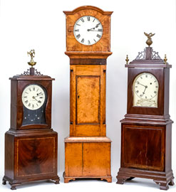 TOM SPITTLER CLOCK COLLECTION 11
