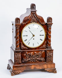 TOM SPITTLER CLOCK COLLECTION 12