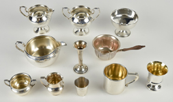 Misc Sterling Hollowware
