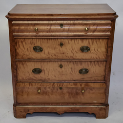 Curly Maple Chest