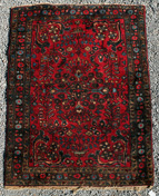 Semi Antique Oriental Estate Rug