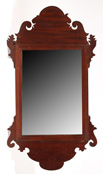 Period American Chippendale Mirror