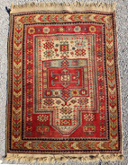 Antique Oriental Estate Rug
