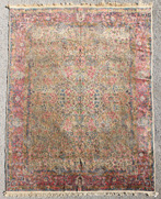 Semi Antique Oriental Estate  Room Size Rug