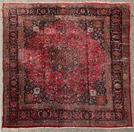 Room Size Oriental Estate Rug