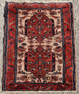 Semia Antique Oriental Estate Area Rug