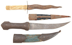 Two Ethnographic Knives