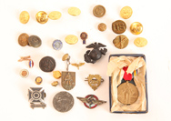 WWII Medals & Relics