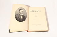 Lincoln In Portraiture by Wilson Book