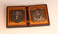 Pair of Daguerreotypes