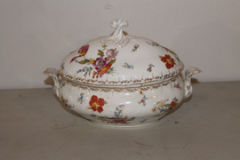LARGE COVERED TUREEN