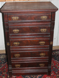 SMALL SIZE LOCKSIDE CHEST