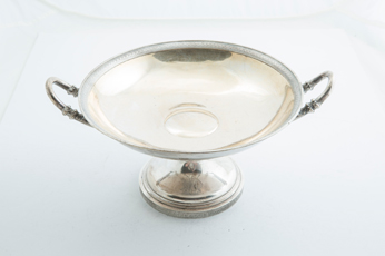 Tiffany & Co. Sterling Compote