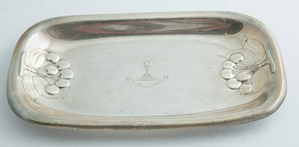 Wallace Sterling Bread Tray