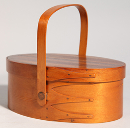Shaker Bentwood Sewing Box