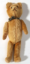 Early Mohair Jointed Teddy Bear