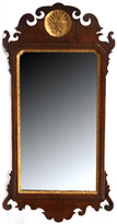 Period Carved Chippendale Mirror