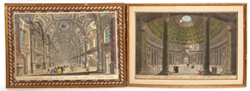 PR. 18TH CENTURY HAND COLORED ENGRAVINGS