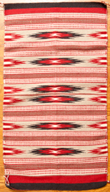 TRADITIONAL NAVAJO WEAVING