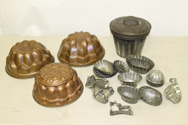 SEVERAL MOLDS