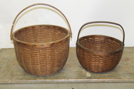 SHAKER STYLE BASKETS