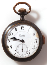 AUDEMARS QUARTER-HOUR REPEATING POCKET WATCH