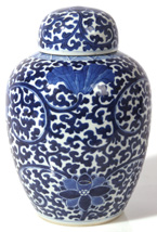 FINE EARLY CHINESE GINGER JAR