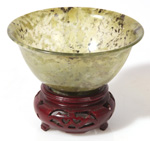 CHINESE JADE LIBATION CUP