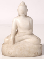 18TH CENTURY TIBETAN BUDDHA SCULPTURE
