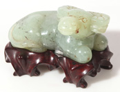 CHINESE JADE WATER BUFFALO